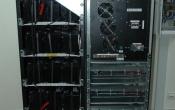 Первый запуск ИБП робота в он-лайн