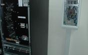 Силовой модуль ИБП подключен к сети